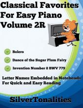 Classical Favorites for Easy Piano Volume 2 R