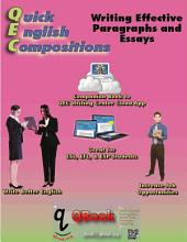 Quick English Compositions: Writing Effective Paragraphs and Essays