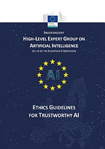 Building trust in human centric AI