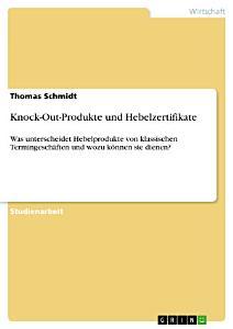 Knock Out Produkte und Hebelzertifikate PDF