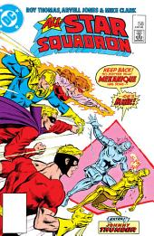 All-Star Squadron (1981-) #58