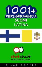 1001+ perusfraaseja suomi - latina