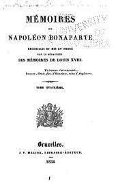 Mémoires de Napoléon Bonaparte: Volume4
