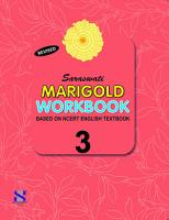 Marigold Workbook PDF