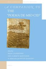 A Companion to the Poema de mio Cid