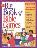 Big Book of Bible Games #1