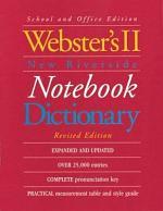 Webster's II