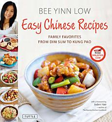 Easy Chinese Recipes Book PDF