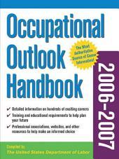 Occupational Outlook Handbook, 2006-2007 edition