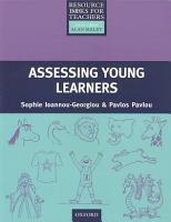 Assessing Young Learners PDF