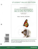 Horngren s Financial and Managerial Accounting Book