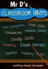 Mr D's Classroom Hints