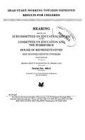 Head Start PDF