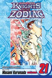 Knights of the Zodiac (Saint Seiya), Vol. 21: Under the Sala Trees