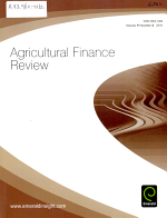 Agricultural Finance Review PDF