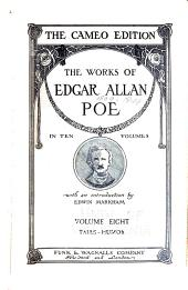 The Works of Edgar Allan Poe: Volume 8
