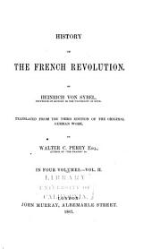 History of the French Revolution: Volume 2
