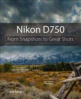 Nikon D750 PDF
