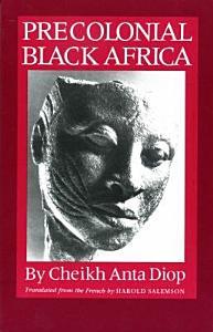 Precolonial Black Africa Book