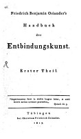 Handbuch der Entbindungskunst PDF