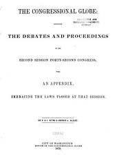 The Congressional globe0 PDF