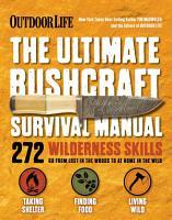 The Ultimate Bushcraft Survival Manual PDF