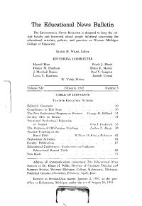 The Educational News Bulletin PDF