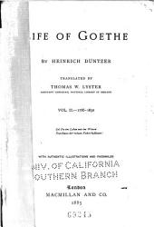 Life of Goethe: Volume 2