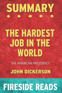Download Summary of The Hardest Job in the World Book