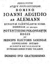 De iure suffragandi principum Imperii usu intermisso non pereunte dissertatio