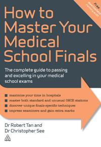 How to Master Your Medical School Finals PDF