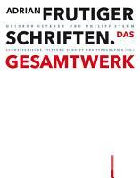 Adrian Frutiger   Schriften PDF