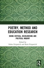 Poetry, Method and Education Research