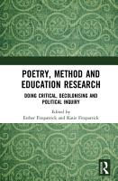 Poetry  Method and Education Research PDF