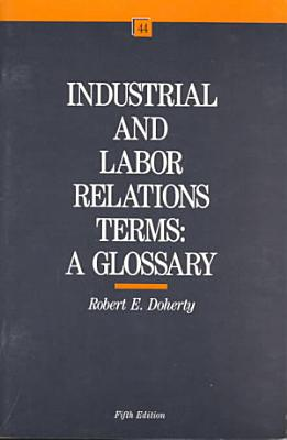 Industrial and Labor Relations Terms PDF