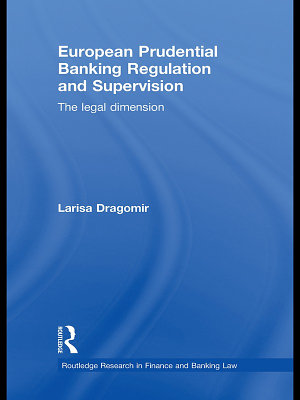European Prudential Banking Regulation and Supervision PDF