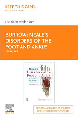 Neale s Disorders of the Foot and Ankle E Book PDF
