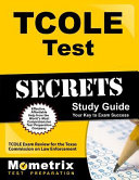 TCOLE Test Secrets Study Guide