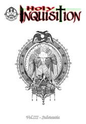 Holy Inquisition - Vol.III: Substantia