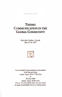 Official Program     Annual Conference of the International Communication Association PDF