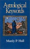 Astrological Keywords Book PDF