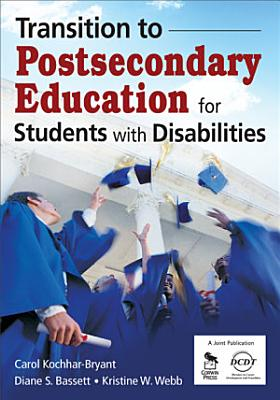 Transition to Postsecondary Education for Students With Disabilities PDF