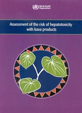 Assessment of the Risk of Hepatotoxicity with Kava Products PDF