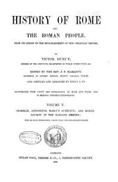 History of Rome and the Roman People: From Its Origin to the Establishment of the Christian Empire, Volume 5