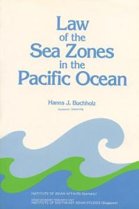 Law of the Sea Zones in the Pacific Ocean PDF