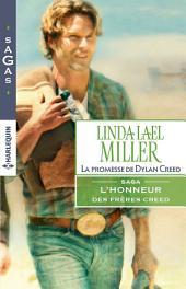 La promesse de Dylan Creed: T2 - L'honneur des frères Creed