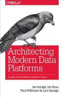 Architecting Modern Data Platforms PDF