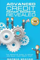 ADVANCED CREDIT REPAIR SECRETS PDF