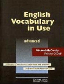 English Vocabulary in Use  Advanced Book