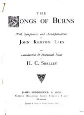 The Songs of Burns